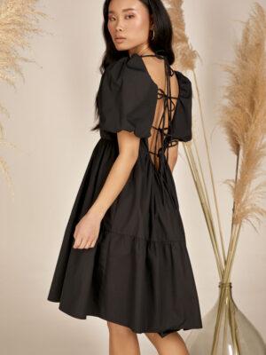 Short dress S21-21707M - Dolce Domenica