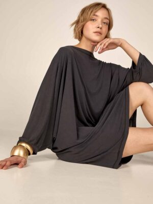 Oversized dress S21-21719 - Dolce Domenica