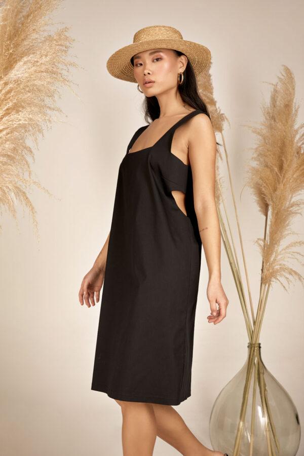 A-line oversized dress S21-21722 - Dolce Domenica