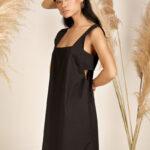 A-line oversized dress