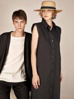 Sleevless t-shirt S21-M106 Kimono S21-M200 - Dolce Domenica