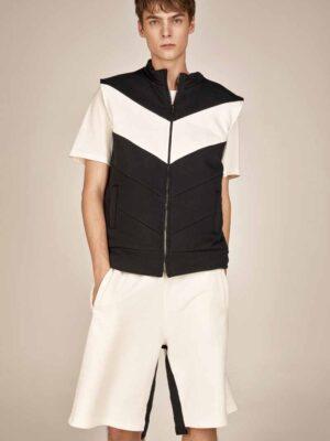 Sweatshirt vest S21-M201 - Dolce Domenica